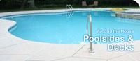 游泳池地面防滑材料