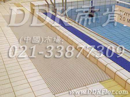 浅卡其色_游泳池地面防滑舒适型