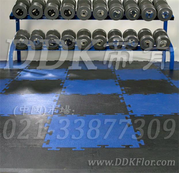 哑铃器械区_蓝色+黑色样板图片,帝肯(DDK)_4000(JP|劲豪)效果图,健身房防震地垫,健身房橡胶地板,健身房地胶,健身房地毯,健身房地板胶,健身房地板,健身房地垫
