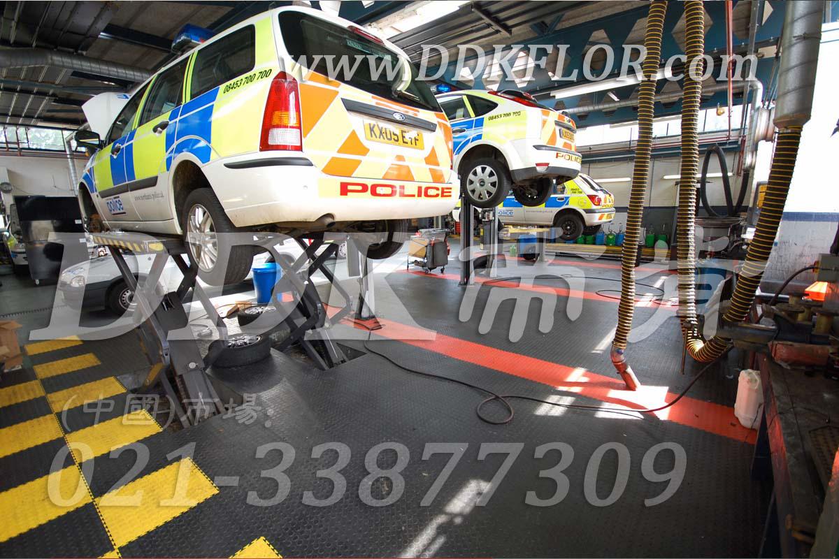 汽车维修车间地面材料|处理|做法
