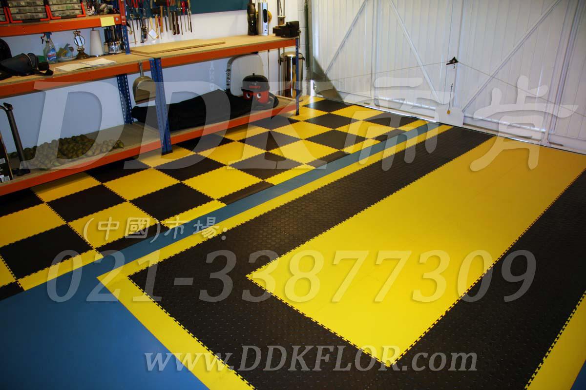 黄+黑_库房地面地板铺装材料