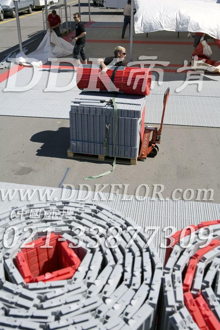 红+灰(1)_户外展会运动赛事帐篷地面材料