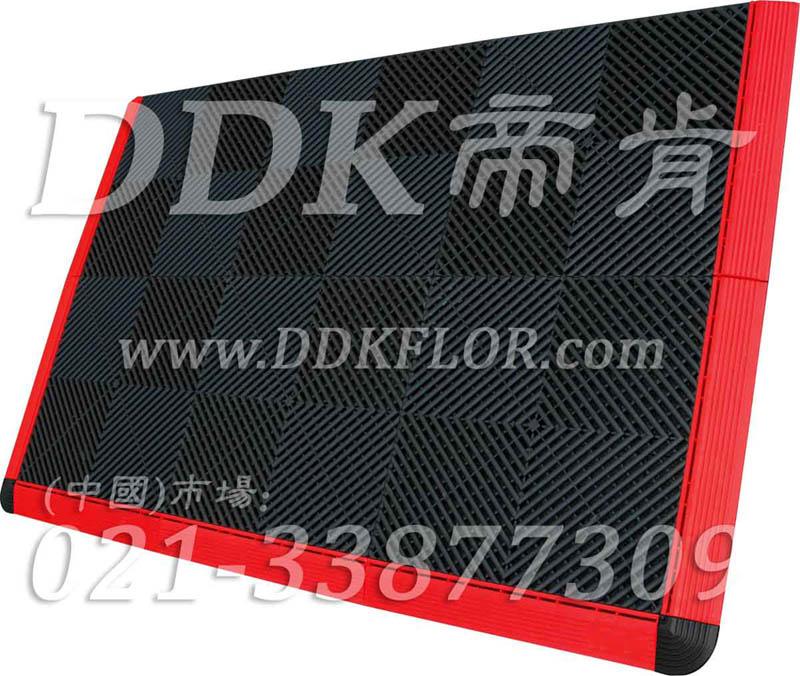 【工业用地垫】超强性能应用的耐承重模块拼接型工业用地垫 耐油/防滑/耐酸碱/防水