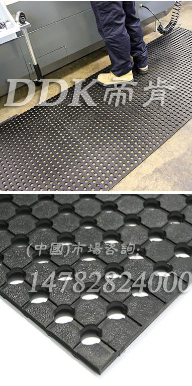 黑色卷材(1)_工业车间地面防滑铺设材料