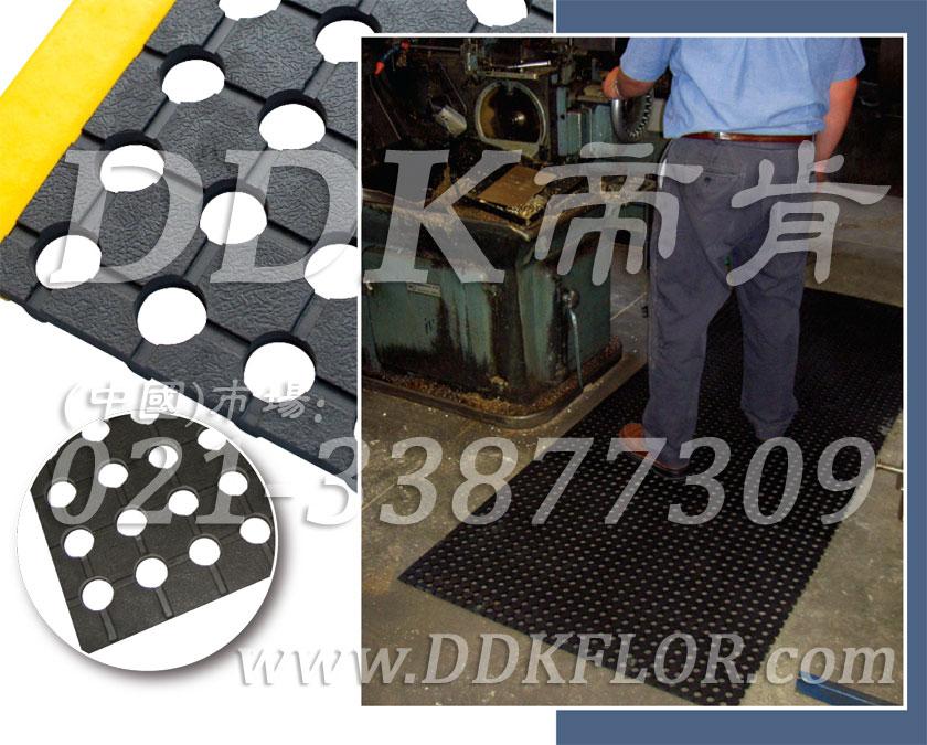工业用黑色安全地毯卷材(7)_厂房车间地面防滑铺设安全材料