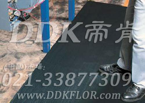 卷材黑色(7)_工厂车间用防滑耐磨地毯