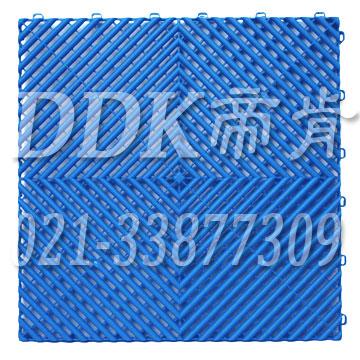 【泳池疏水防滑垫】硬质耐压防紫外uv材料制造的拼接式泳池疏水厚型防滑垫「帝肯(DDK)_8100_339」