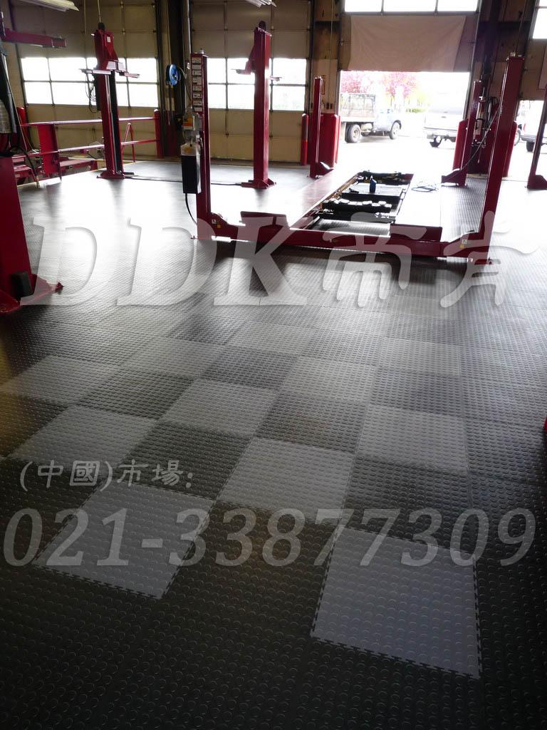 4633汽车修理厂车间地胶,