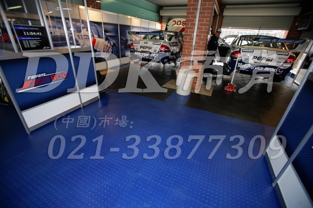 0123汽车修理厂车间地胶