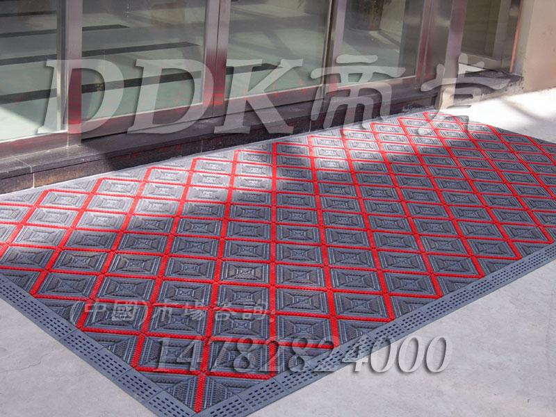 帝肯(DDK)_900_9000(LOTO|力拓)三合一门口毯,模块拼接式门垫,橡胶门垫,脚垫门垫,自动门地垫,进门地垫,