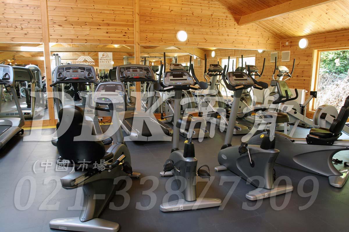 室内健身房运动地面材料(8)_灰色