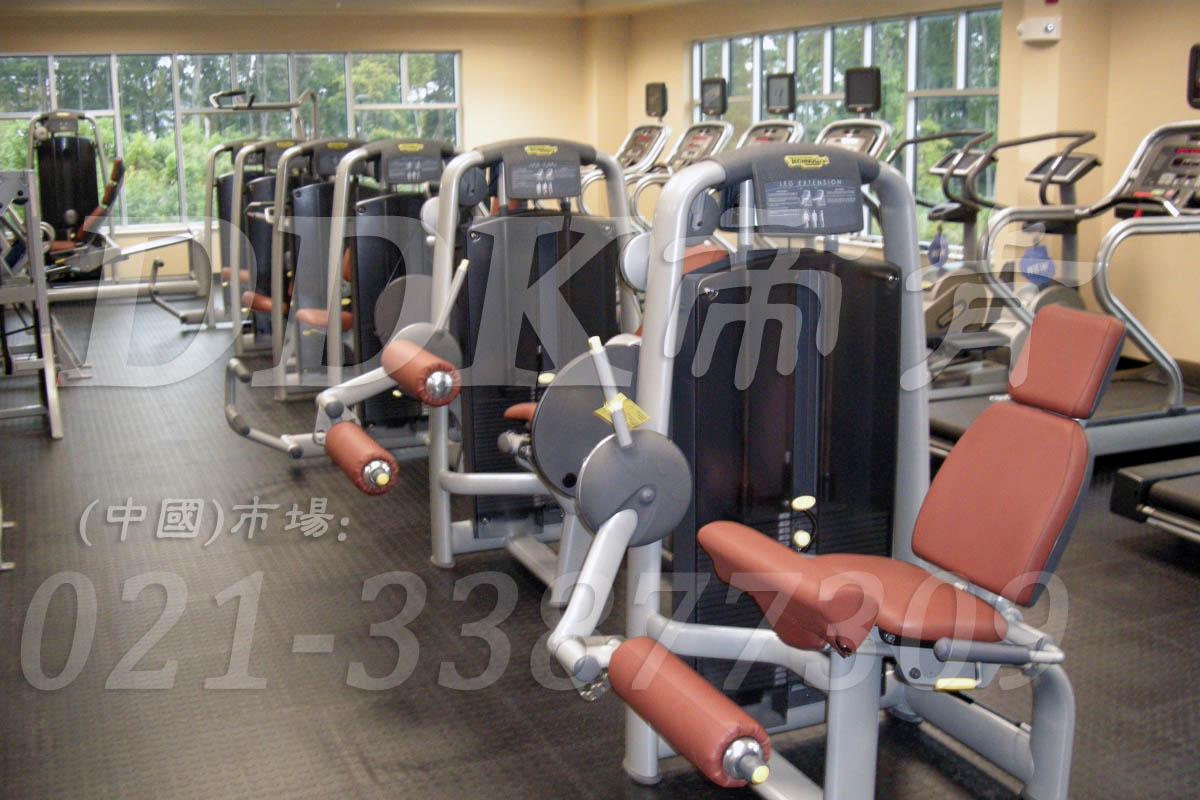 室内健身房运动地面材料(10)_灰色