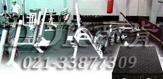 【健身房力量区地垫「帝肯(DDK)_4300_3020」】健身房力量区用什么地垫最科学安全?