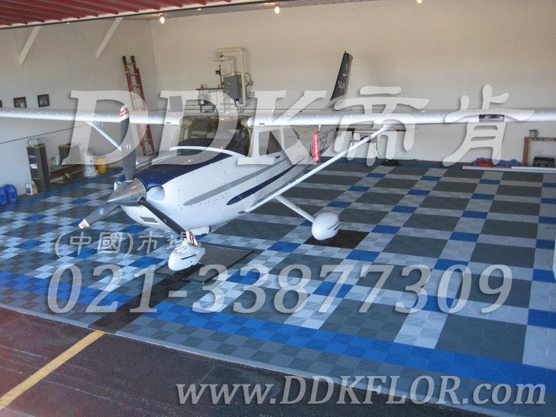 私人飞机停机坪做法(4)_蓝色加灰色私人飞机库停机地面地板样板图片,帝肯(DDK)_8100_2267(私人飞机库地面地板材料做法)效果图,私人飞机停机坪,机场地面设备,飞机场地板,飞机地面设备,航空地面设备
