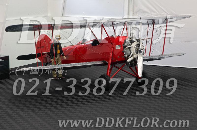 私人飞机停机坪做法(6)_私人飞机库停机地面黑色地板