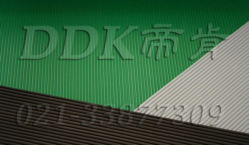 【竖条纹防滑地板胶】帝肯(DDK)_HD300(ALK|阿洛卡)直纹地板胶/防滑地胶