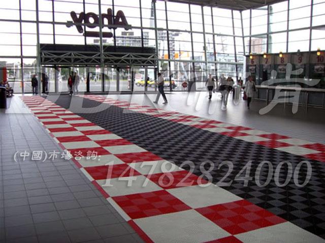 【门垫地垫】机场用自排水卡扣式防滑门垫地垫