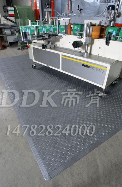 【耐压地面保护板】银灰色模块组合型耐压地面保护板