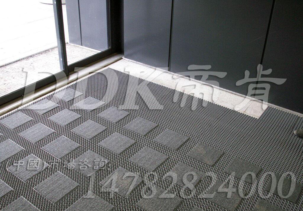 【室外门口地垫门前垫】组合式地毯/耐磨防滑垫/除尘刮泥脚垫