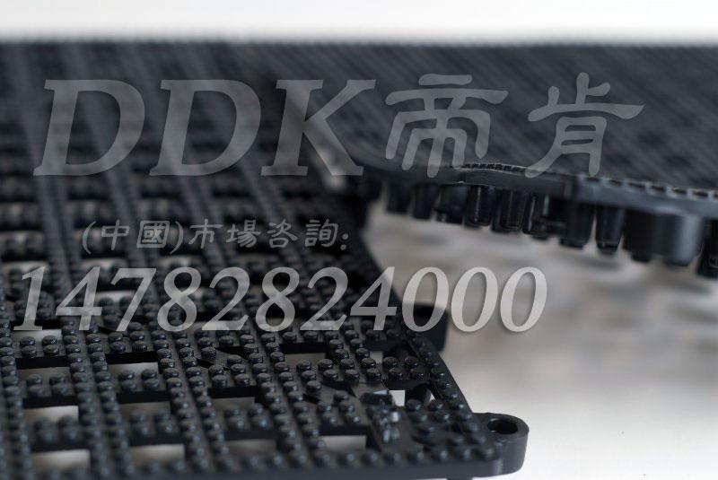 黑色组装帝肯(DDK)_8800(VersaDeck|富德客)