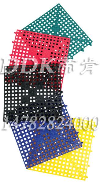 红灰黄色组装帝肯(DDK)_8800_798(厨房用防滑垫材料)