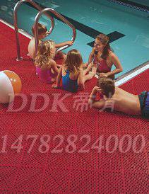 红色拼接帝肯(DDK)_8800_339(泳池大理石地面防滑材料)