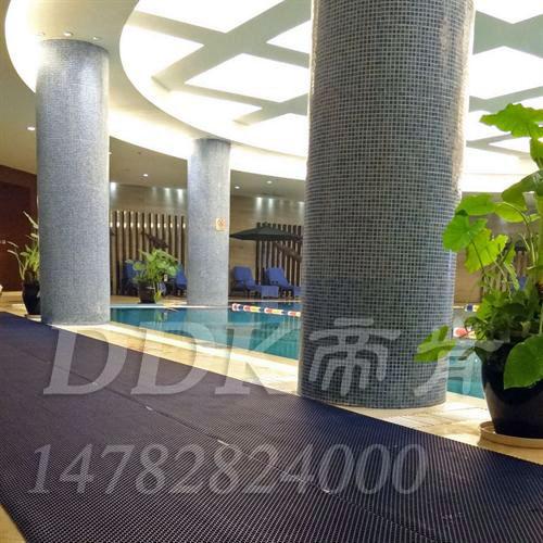 菱形纹新型环保网格防滑毯「帝肯(DDK)_9200」,