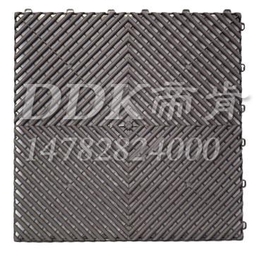 黑色组装帝肯(DDK)_8800_5005(塑格悬浮式拼装运动地板)