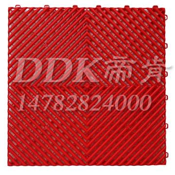 黑色帝肯(DDK)_8800_5005(塑格悬浮式拼装运动地板)