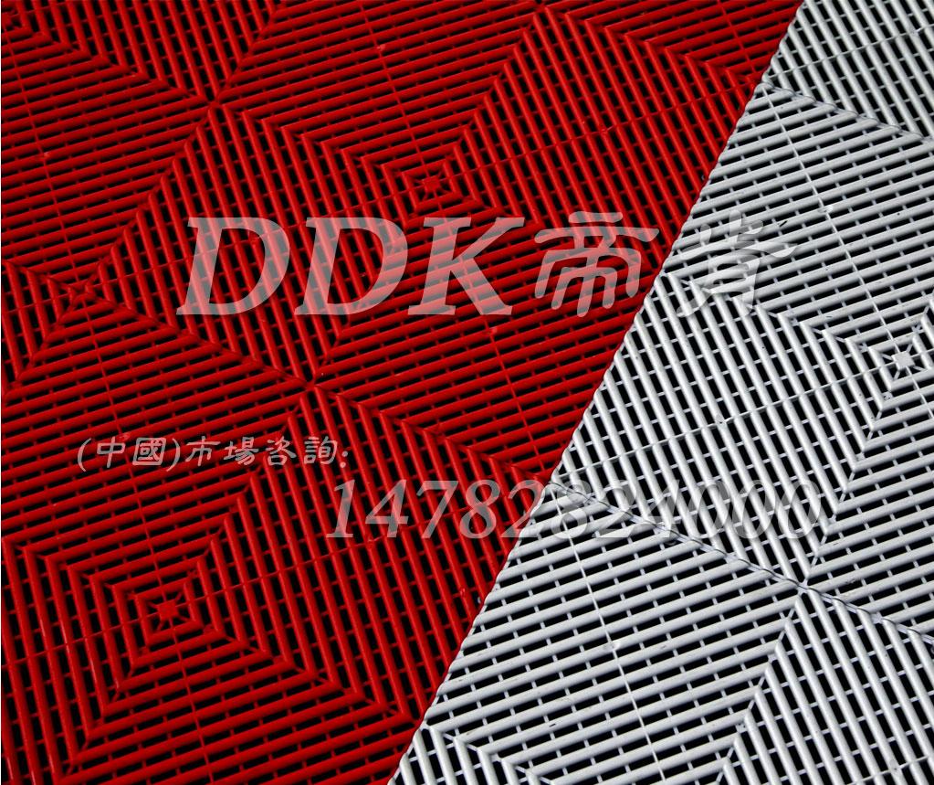 蓝色可卷起帝肯(DDK)_8800_5005(塑格悬浮式拼装运动地板)