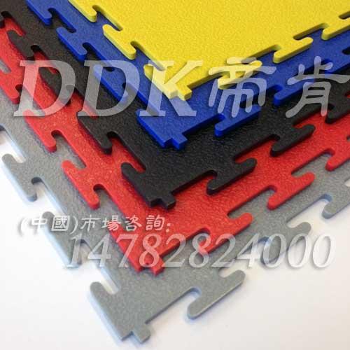 【工厂耐磨组合地胶】50*50cm组合型工厂耐磨地胶
