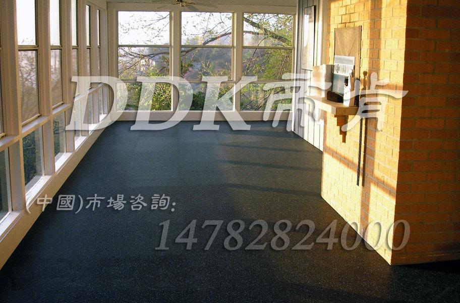【健身房运动地板】环保橡胶材质健身房运动地板提供定制生产