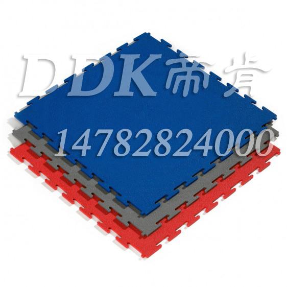 工业商用pvc锁扣地板/38.5*38.5cm工业pvc地板