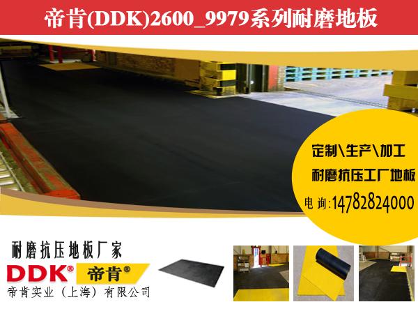 【高硬度耐磨地板】工业耐酸高硬度地砖DDK_2600_9979