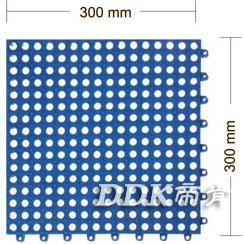 圆孔防滑拼垫帝肯(DDK)_8900(RACE 瑞时)