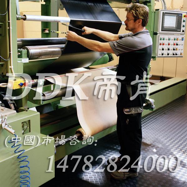 【厚型防滑地胶垫/防滑耐磨工业胶垫】4杠防滑纹塑胶防滑胶垫地毯