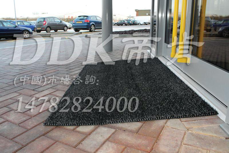DDK草坪式毛刷地垫,